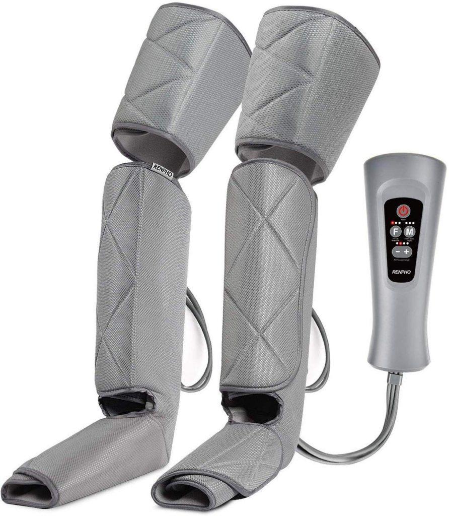 bottes massage appareil pressotherapie
